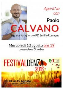 Volantino PAOLO CALVANO 150dpi